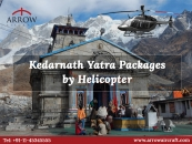 Kedarnath Yatra Packages by Helicopter - Arrow Aircraft