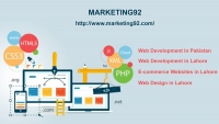 web designing and  web development in Lahore, Pakistan.